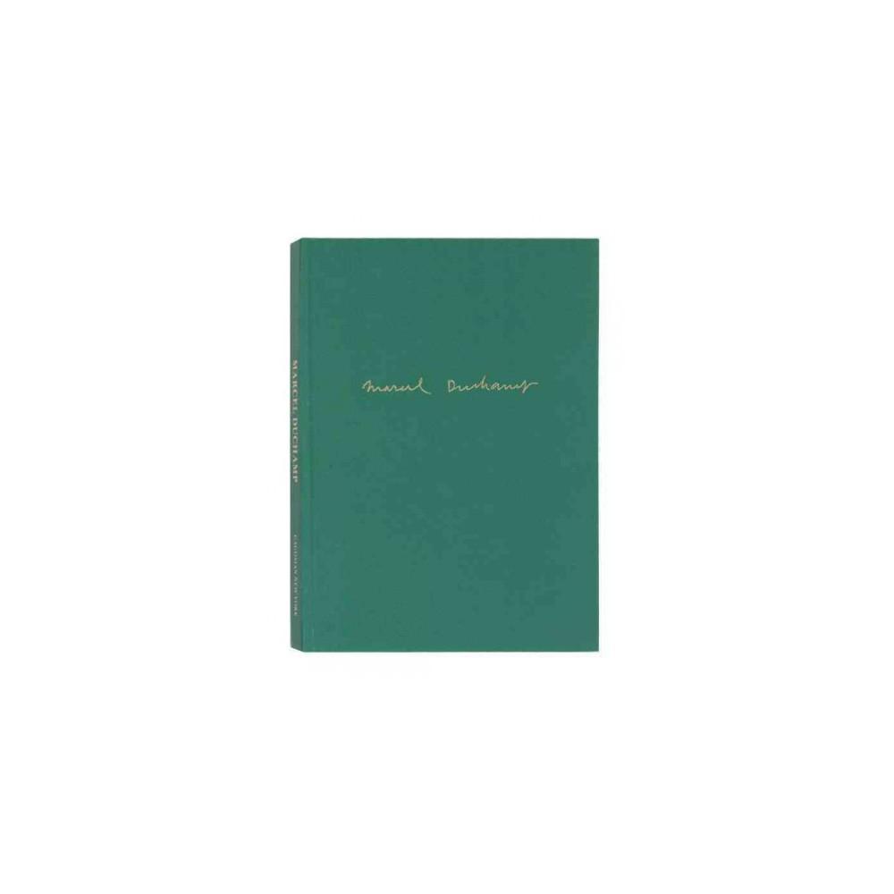 Marcel Duchamp (Hardcover) (Calvin Tomkins & Adina Kamien Kazhdan)