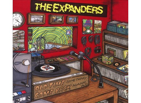 Expanders - Old Time Something Come Back Again Vo (CD) - image 1 of 1