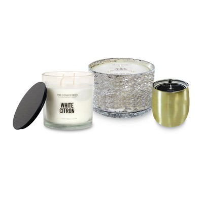 White Citron - The Collection By Chesapeake Bay Candle