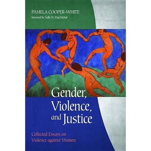 Gender, Violence, and Justice - by  Pamela Cooper-White (Paperback) - image 1 of 1