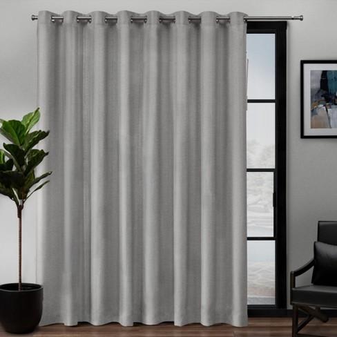 108 X84 Loha Patio Grommet Top Single, Patio Panel Curtains