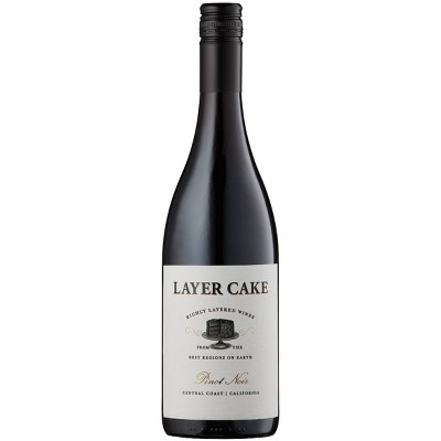 Layer Cake Pinot Noir Red Wine - 750ml Bottle