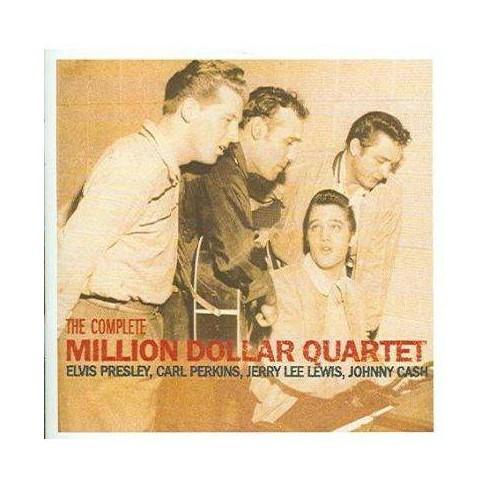 Elvis Presley - The Complete Million Dollar Quartet (CD) - image 1 of 2
