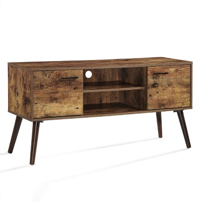 "47"" Amarah Mid Century Modern Entertainment Center - Christopher Knight Home"