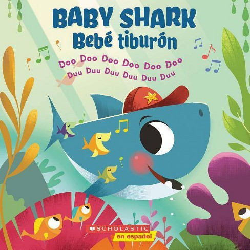 Baby Shark/Bebé Tiburón - (Paperback) - image 1 of 1