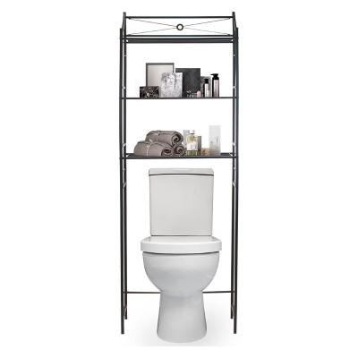 sorbus bathroom storage over the toilet organizer target rh target com target bathroom storage bins target bathroom storage bins