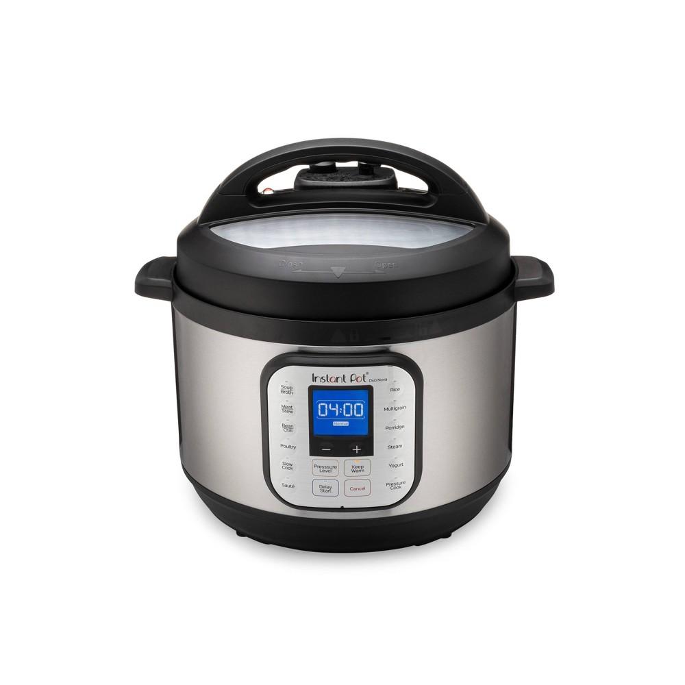 Instant Pot Duo Nova 10-Qt. 7-in-1, One-Touch Multi-Cooker