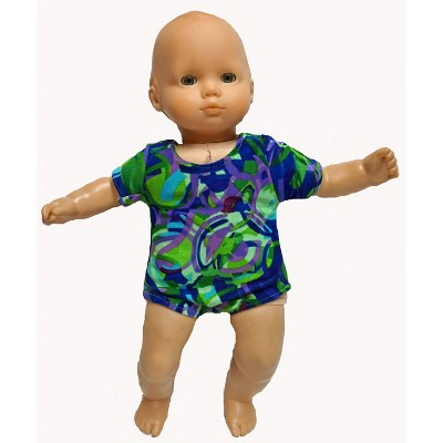 Doll Clothes Superstore Bathing Suit With Cover Up Fits 18 Inch Dolls And Baby Dolls