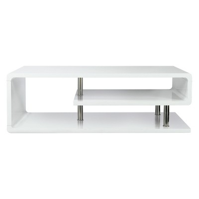 Clive Coffee Table Winter White - HOMES: Inside + Out