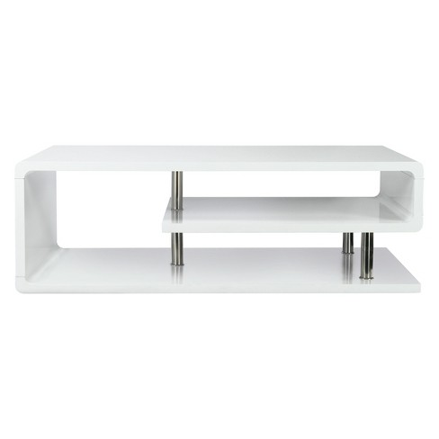 Clive Coffee Table Winter White Iohomes Target