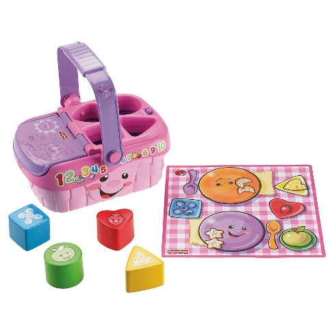 Fisher-Price Laugh & Learn Sweet Sounds Picnic - image 1 of 11