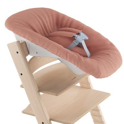 Stokke Tripp Trapp Newborn High Chair Accessory Set - Coral Confetti