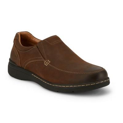 Dockers Mens Mendon Leather Dress Casual Slip-On Shoe