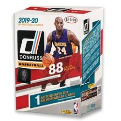 2019 NBA Donruss Basketball Trading Card Blaster Box