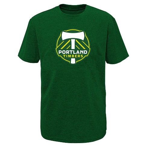 MLS Boys Poly T-Shirt Portland Timbers - image 1 of 1