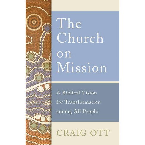 Church on Mission - (Hardcover) - image 1 of 1