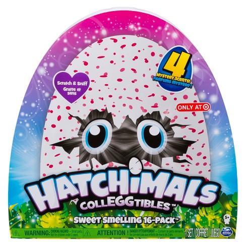 Hatchimals Colleggtibles Sweet Smelling 16pk Target
