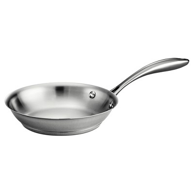 Tramontina Gourmet Domus Stainless Steel 8 in Fry Pan