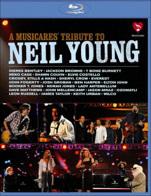 Musiccares tribute to neil young (Blu-ray) - image 1 of 1