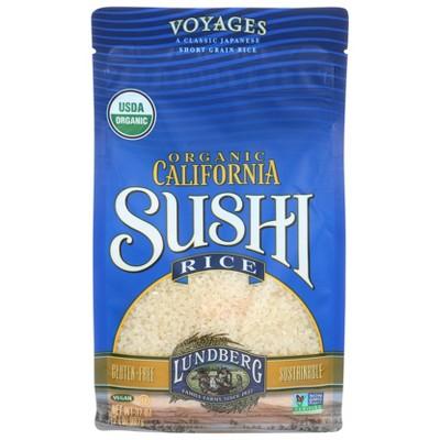 Lundberg Organic Short Grain Sushi Rice - 2lbs