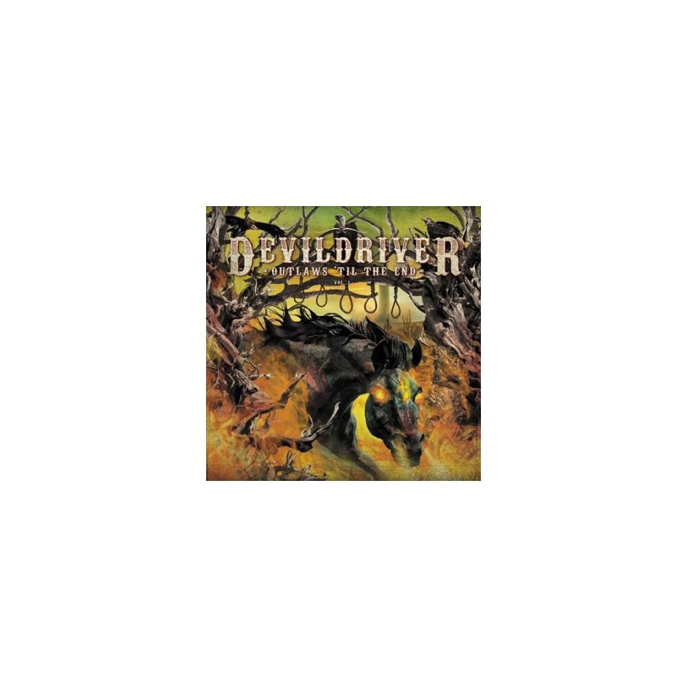 Devildriver - Outlaws Til The End Vol 1 (Vinyl)