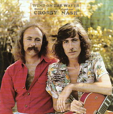 Crosby & Nash - Wind On The Water (CD)