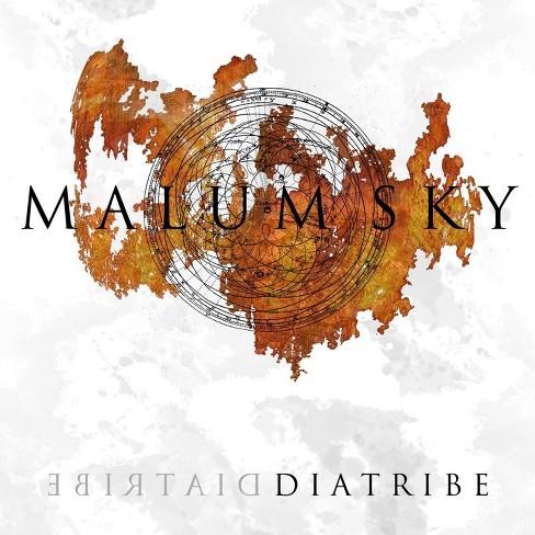 Malum Sky - Diatribe (CD) - image 1 of 1