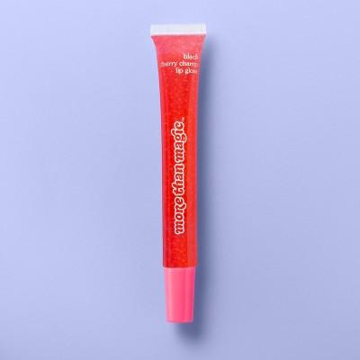 Lip Gloss - 0.5 fl oz - More Than Magic™ Black Cherry Champ