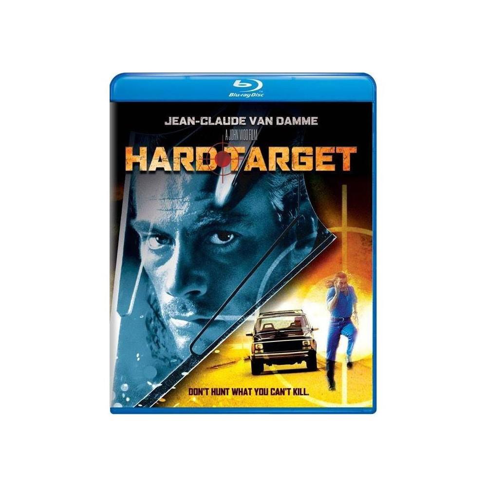 Hard Target Blu Ray 2019