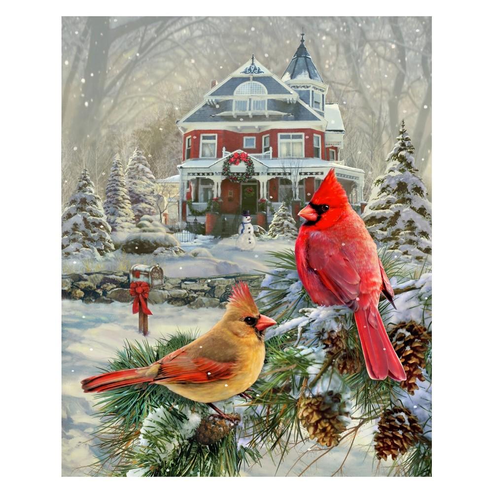 Springbok Cardinal Holiday Retreat 1000pc Jigsaw Puzzle