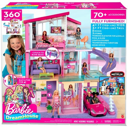 Barbie Dreamhouse Playset Target