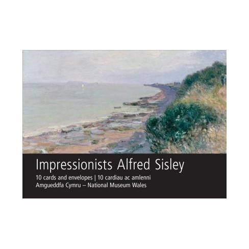 impressionists alfred sisley cards impressionists card packs