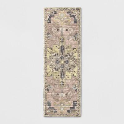 Damask Tufted Vintage Wool Rug - Threshold™