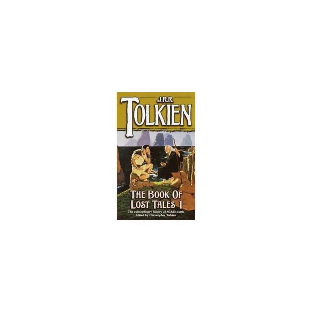 Book of Lost Tales (Reprint) (Paperback) (J. R. R. Tolkien)