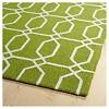 Floor Mat 2'X3' Kaleen Rugs Green - image 2 of 3