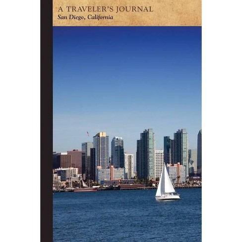 San Diego, California: A Traveler's Journal - (Travel Journal) by  Applewood Books (Paperback) - image 1 of 1