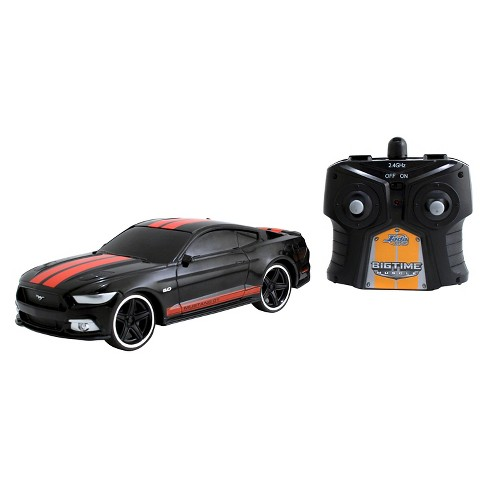 "Jada Big Time Muscle R/C - 2015 Ford Mustang GT 7.5"" - image 1 of 6"