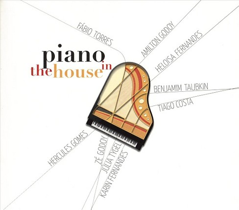 Various - Piano in the house (CD) - image 1 of 1