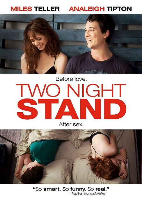 Two night stand (DVD) - image 1 of 1