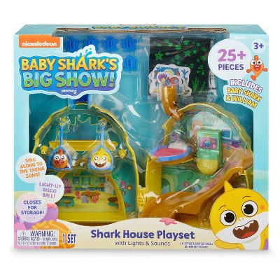 Baby Shark's Big Show! Shark House Playset
