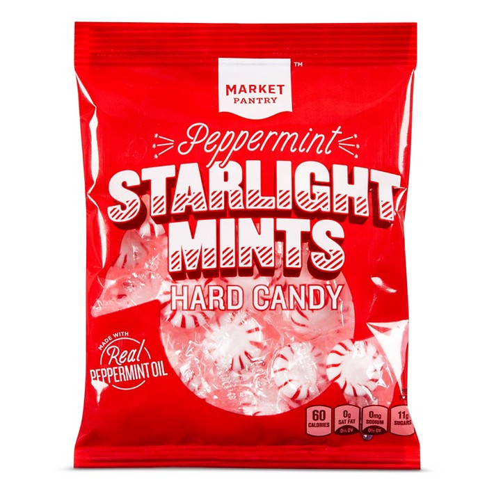 Peppermint Mints Hard Candies - 5.5oz - Market Pantry™ - image 1 of 1