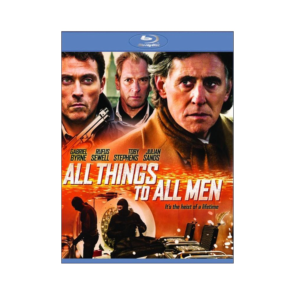 All Things To All Men (Blu-ray)