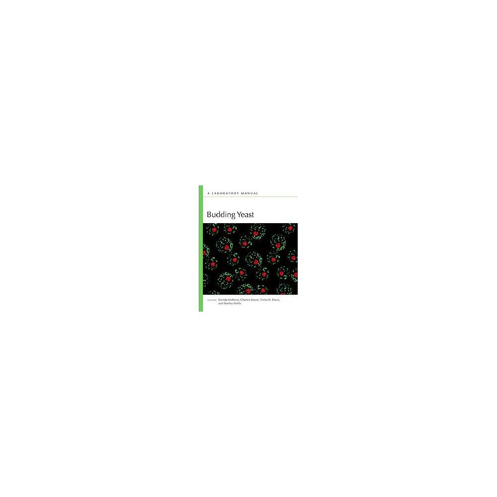 Budding Yeast (Lab Manual) (Hardcover)