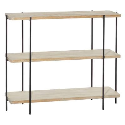 Contemporary Metal Console Table - Olivia & May