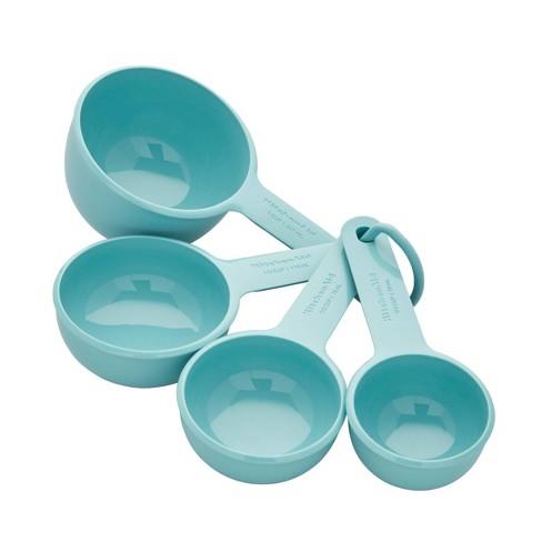 KitchenAid Measuring Cups Aqua Sky - image 1 of 3