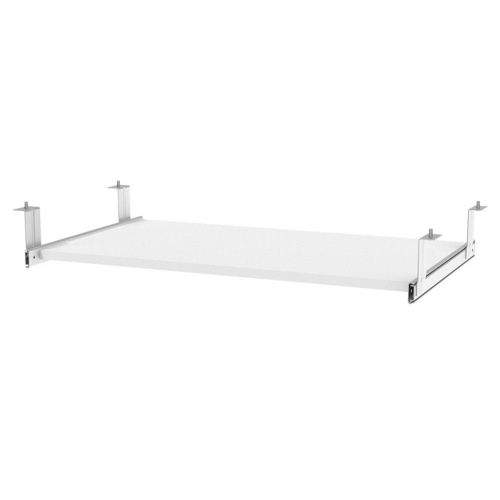 Image of Pro Concept Plus Keyboard Shelf White - Bestar
