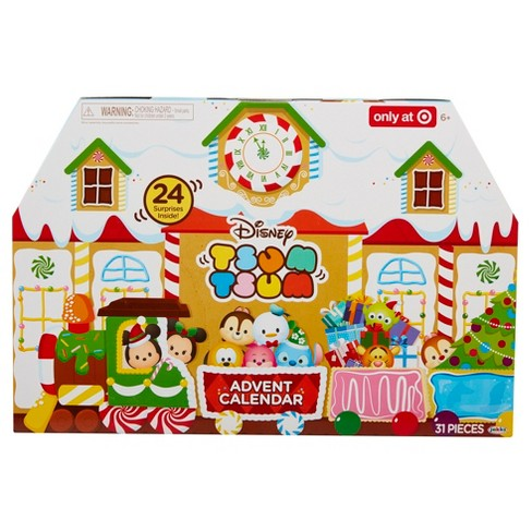 Disney Tsum Tsum Advent Calendar - image 1 of 7