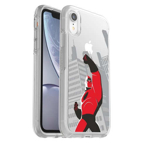 Otterbox Apple Iphone Xr Disney Symmetry Case Mr Incredible Target