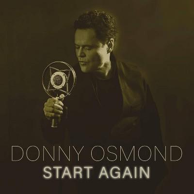 Donny Osmond - Start Again (CD)