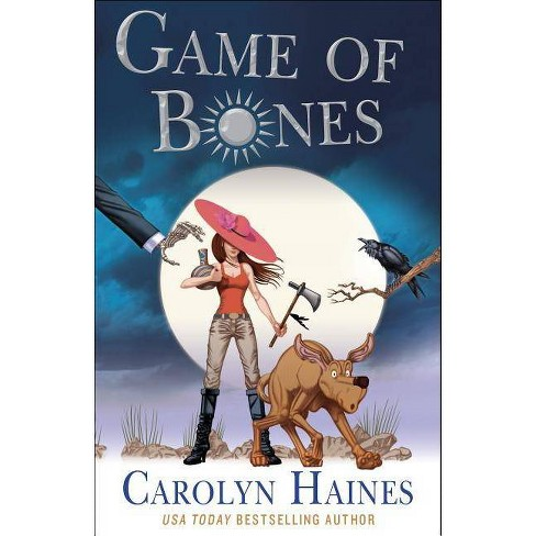 Game of Bones - (Sarah Booth Delaney Mystery) by  Carolyn Haines (Hardcover) - image 1 of 1